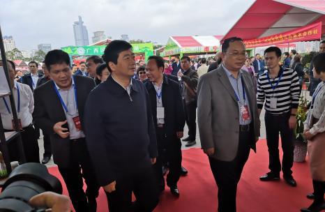 必威中文网必威体育网下载公司参加2020年广西迎春花市